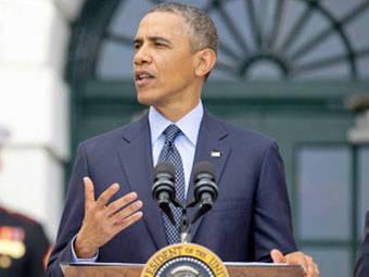Barack Obama vows 'evil' Boston bombers will be found   Barack Obama News   Scoop.it