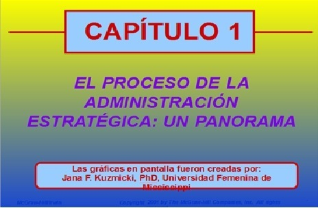 Administración Estratégica: Conceptos y Casos | ROSA EVELIN PEREZ APONTE | Scoop.it