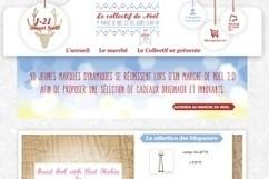 Les Echos Business - 04/12/2012 / Stratégie : 40 start-up réunies dans un marché de Noël sur Internet | Collectif de Noël | Scoop.it