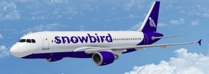 Snowbird: the new design-centric airline from the North | Allplane: Airlines Strategy & Marketing | Scoop.it
