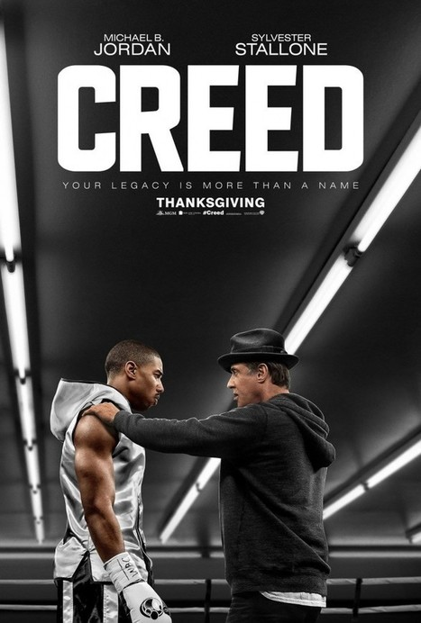 Movie Review: Creed (2015) - The Best Rocky Film Yet - Movie Smack Talk | Movies | Scoop.it