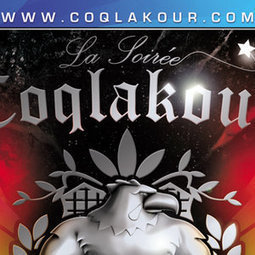 La soirée Coqlakour - le samedi 16 mars 2013 à Paris - coqlakour.com | Rap , RNB , culture urbaine et buzz | Scoop.it