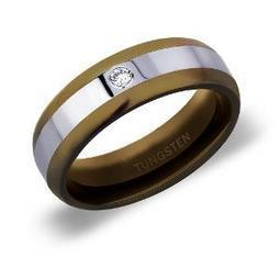 Peora 7 mm Tungsten Carbide Mens Ring PTR630 | Jewellery | Scoop.it