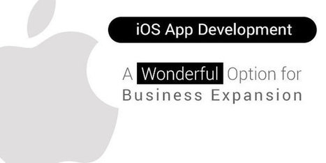 Extend Your Business Horizons with iOS App Development | iphone apps development melbourne | Scoop.it
