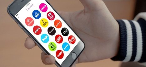 Why Snapchat Is an Important Media Company | TV Future | Scoop.it