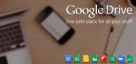How to use Google Drive on your Android device - AndroidPIT | Using Google Drive in the classroom | Scoop.it