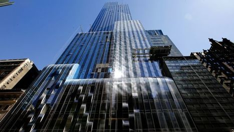 Secret buyer spends $100 million to live in NYC building | Xposed | Scoop.it