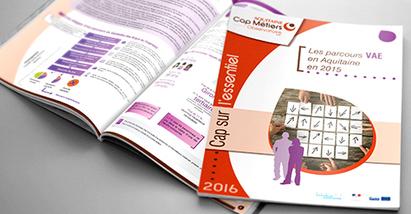 Aquitaine Cap Métiers - public - Les parcours VAE en Aquitaine en 2015 - Les actualités à la une | VAE emploi-formation | Scoop.it
