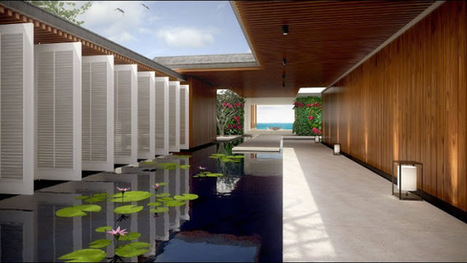 Caribbean's 1st Park Hyatt Luxury Hotel Coming in 2016 | Caribbean Island Travel | Scoop.it
