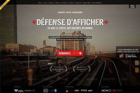 Appel à projet VISA D'OR FRANCE 24 – RFI DU WEBDOCUMENTAIRE – 2013 | Photographie - Pixfan.com | Webdoc - Outils & création | Scoop.it