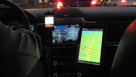 Uber sait que que vous paierez plus cher si votre batterie est faible - Tech - Numerama | Tourisme Urbain Innovation | Scoop.it