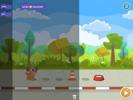 Free Technology for Teachers: Tynker Launches an iPad App That Helps Kids Learn Programming | Aprendiendo a Distancia | Scoop.it