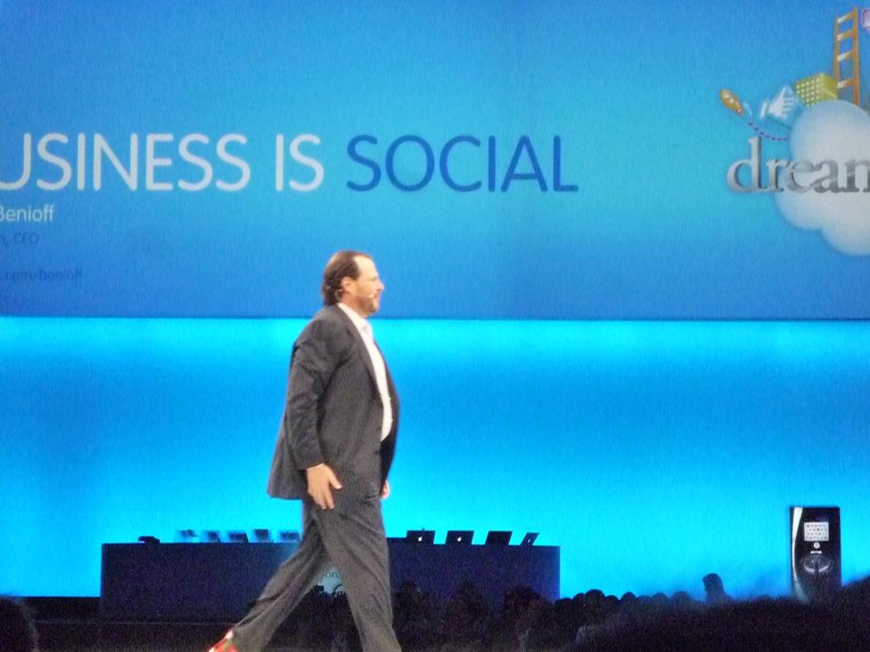 Salesforce n'achètera pas Twitter | Les Médias Sociaux pour l'entreprise | Scoop.it