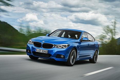 WORLD PREMIERE: 2016 BMW 3 Series Gran Turismo Facelift | Additifs | Scoop.it