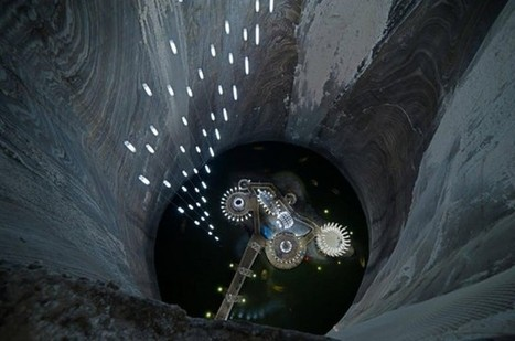 Abandoned Mine Transformed into a Museum | CultureNordic | Scoop.it