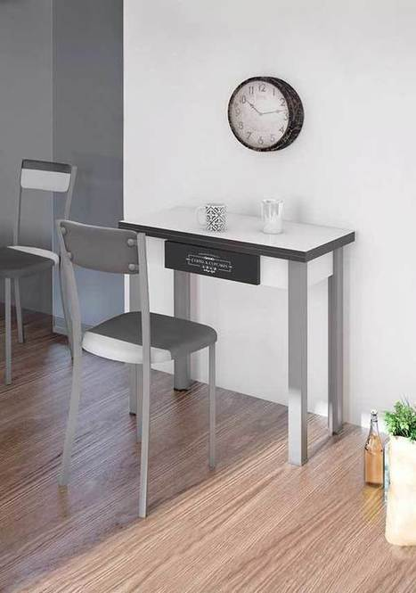 Mesas de cocina plegables, extensibles, modernas y baratas. | Mil Ideas | Decoración de interiores | Scoop.it