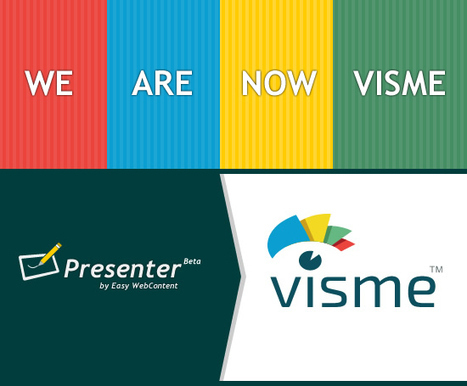 Visme - A platform for creating multiple types of visual content | e-Learning Tags | Tablets na educação | Scoop.it