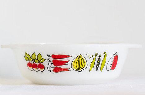 VINTAGE Pyrex Casserole Dish | QuiteQuainte | Scoop.it