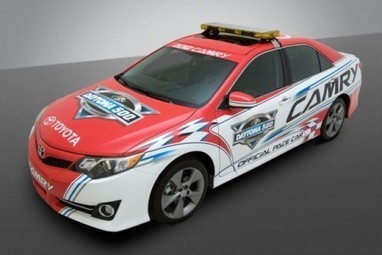 Toyota Camry Race Car compete in NASCAR Series   technology   Scoop.it