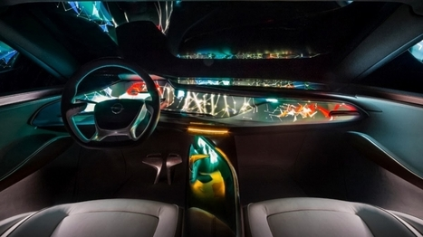 Very smart cars: Why the car is the next home of the connected self   Internet of Things   Scoop.it