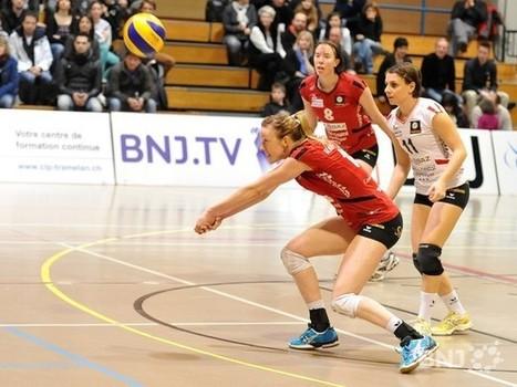 La licence débarque en volleyball - RFJ | Veille sport féminin | Scoop.it