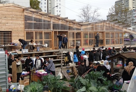 Urban commons have radical potential – it's not just about community gardens | Conetica | Scoop.it