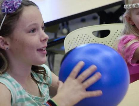 Qball: A Throwable Ball Shaped Microphone For Meetings and Classrooms | techyeah | Scoop.it