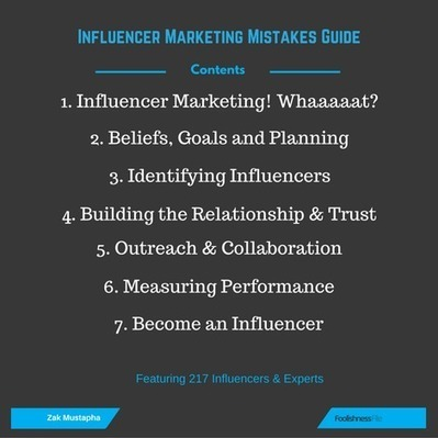 Ultimate Influencer Marketing Guide: With 217 Influencers & Experts | Global-Ecommerce - digital marketing & commerce | Scoop.it