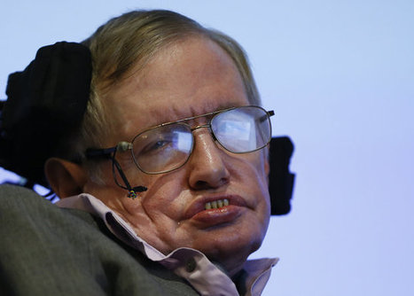 Stephen Hawking Says We Should Really Be Scared Of Capitalism, Not Robots | Peer2Politics | Scoop.it