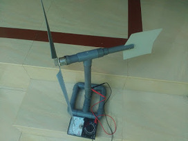 Mini Wind Turbine -Complete DIY Guide ~ HOW TO MAKE | Energy Physics | Scoop.it