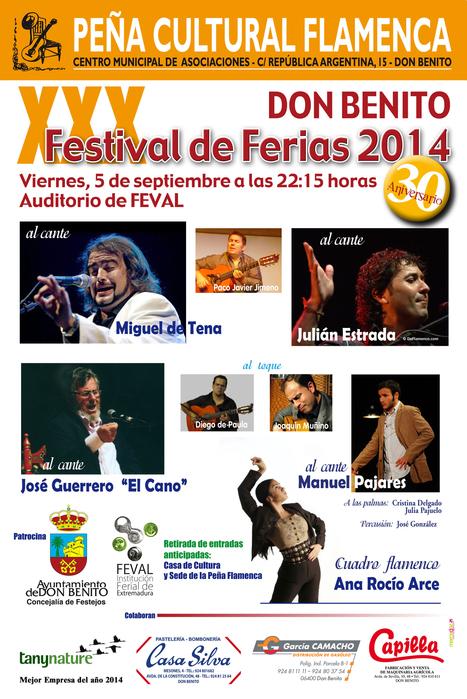 XXX Festival de Ferias Don Benito | FEVAL Eventos | Scoop.it