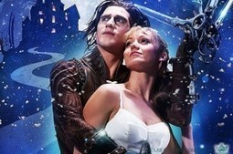 Edward Scissorhands - spectacular dance and music performance | Creative ideas | Scoop.it