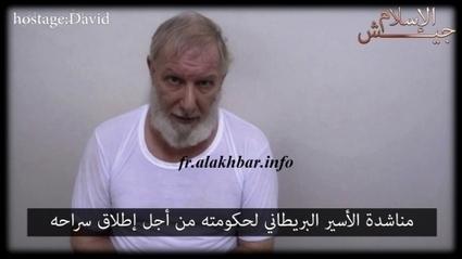 Alakhbar | Jeich El-islam revendique l'enlèvement d'un Britannique, David R. Boland | mémoire M2 | Scoop.it