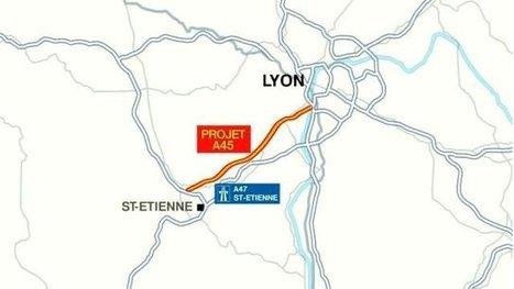 A 45 Lyon/St-Etienne : Qui paiera quoi ? | L'actualité du bassin lyonnais | Scoop.it