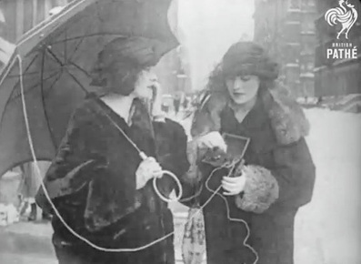The World's First Mobile Phone (1922) | Technoculture | Scoop.it