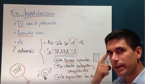 Flipped Classroom en clase de matemáticas (@JuanPabloDelmo) | Nuevas tecnologías aplicadas a la educación | Educa con TIC | Flipped Classroom | Scoop.it