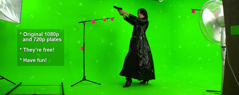 Hollywood Camera Work - Downloads - Free HD Green Screen Plates and Footage to experiment with | Motion Graphics TE3060 | Scoop.it