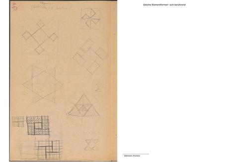 Bildnerische Formlehre - Bildnerische Gestaltungslehre - Paul Klee - Zentrum Paul Klee, Bern | #arts visuels #graphisme #etc | Scoop.it