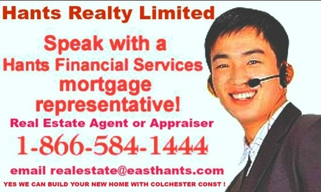 Hants Financial Apply On Line for a Mortgage | Nova Scotia Real Estate News | Scoop.it
