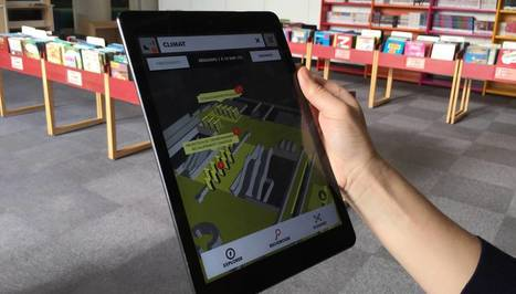 Réalité augmentée : la bibliothèque de la Cité des sciences et de l'industrie augmente ses collections | Trucs de bibliothécaires | Scoop.it
