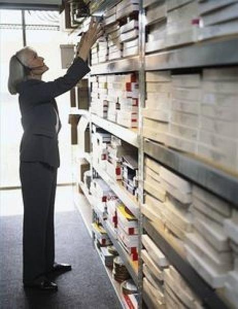 Records management & document scanning... | Gather | KnowledgeManagement | Scoop.it