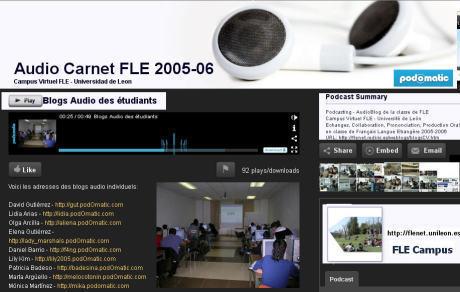 Historique Podcasts Apprentissage Langues | Espace Pédagogique FLE | Scoop.it