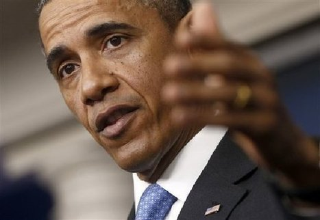 Examiner Editorial: President Obama's second term shaping up as a train wreck | WashingtonExaminer.com | Restore America | Scoop.it