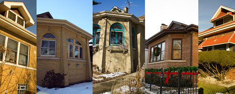 100 years of Chicago bungalows | International Students and Chicago's ESL Academy | Scoop.it