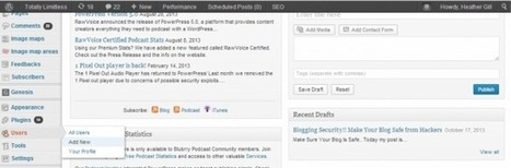 How To Make Your Wordpress Blog Safe from Hackers - Step by Step Instructions | Success in Internet Marketing | Scoop.it