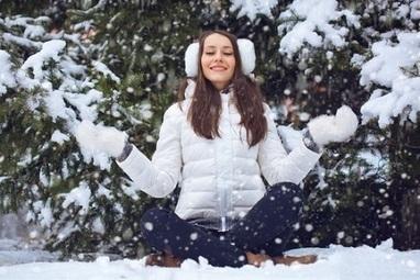 Yoga: The Hottest Way to De-Stress this Holiday Season - Louisville.com   YogaUgo   Scoop.it