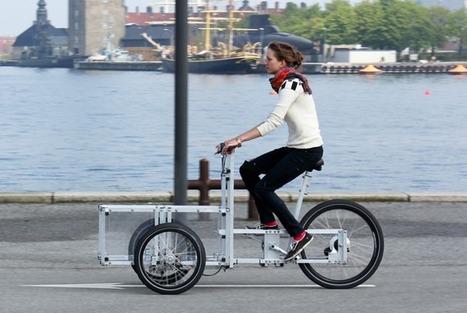 Modular Cargo Bikes with Unusual Steering Mechanisms | Revue de web de Mon Cher Vélo | Scoop.it