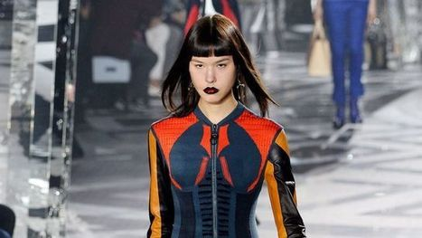 Défilés parisiens: les héroïnes conquérantes de Vuitton | Couture | Scoop.it