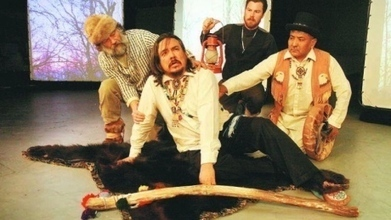 Alaskan theatre group stages King Lear in Gwich'in | Native American and Indigenous Literatures and Representations | Scoop.it