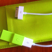 Ultra-Thin Soft Touch Waterproof External Battery - Green & White Versions | igg.meatthin-pocketpower | Scoop.it